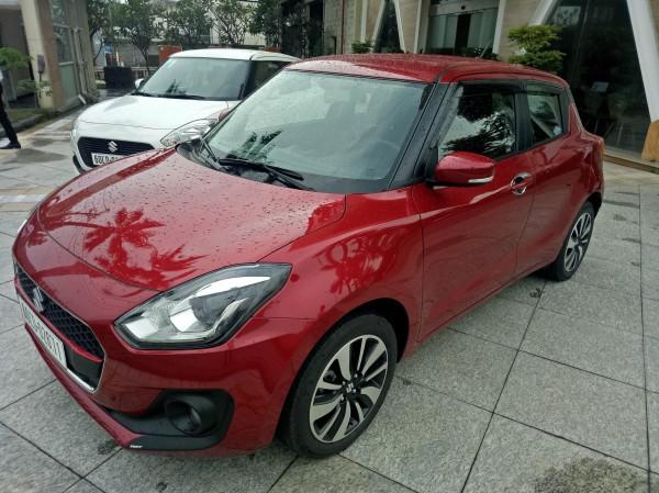 Suzuki Swift - Cảm xúc trào dâng