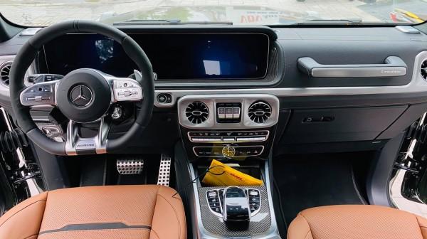 Mercedes-Benz G 63 AMG Bán Mercedes-Benz G63 AMG màu xanh bộ độ