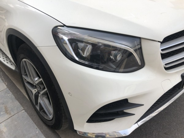 Mercedes-Benz GLC300 vin 2018 đẹp xuất sắc