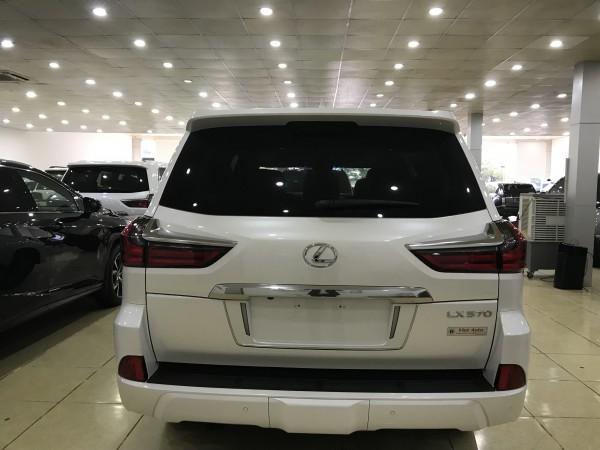 Lexus LX 570 Bán Lexus LX570 màu trắng, nhập mỹ, 2016