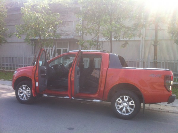 Ford Ranger Wildtrak 3.2L AT 4x4 2015