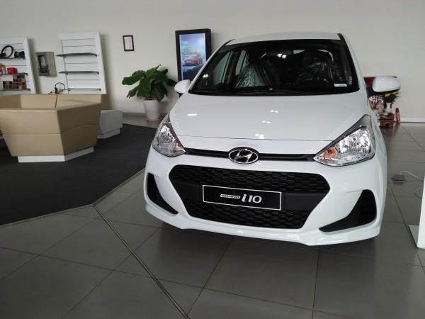 Hyundai i10 AT đủ các màu, hỗ trợ trả góp