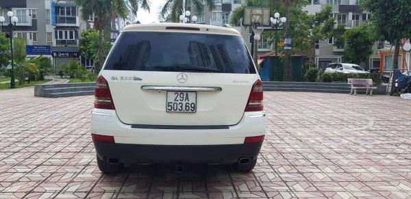 Mercedes-Benz GL 320 Mercedes GL320 CRDI màu trắng 2007 xe Mỹ