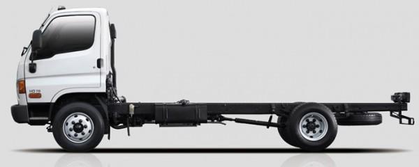 Hyundai H 100 xe tải hyundai HD78 - 4.5 tấn