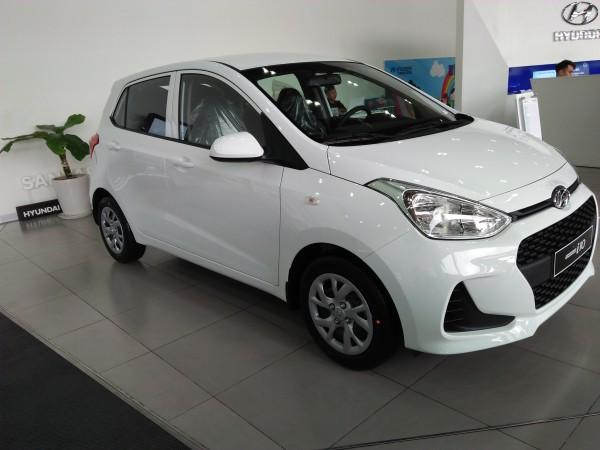 Hyundai i10 1.2 MT Full, đủ các màu, hỗ trợ trả góp