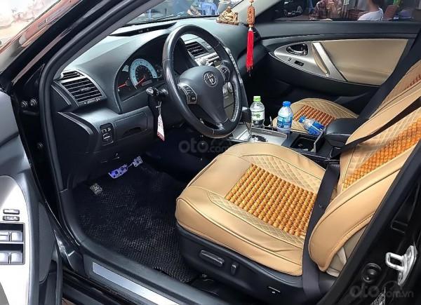 Toyota Camry SE 2009 màu đen, xe nhập Mỹ cực đẹp