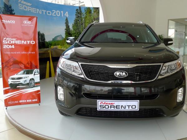 Kia Sorento KIA New Sorento GAT 2016, Mới 100 %