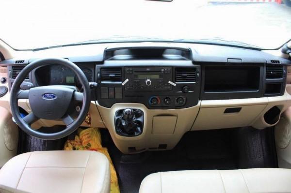 Ford Transit sx 2016 đăng kí 1 chủ từ đầu