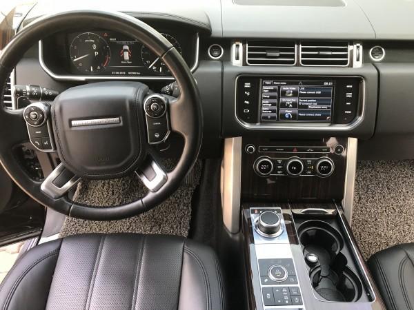 Land Rover Range Rover Bán Range Rover HSE 3.0 màu đen 2016
