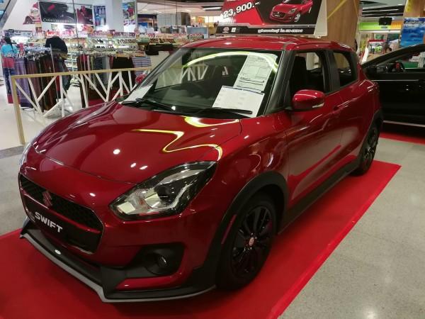 Suzuki Swift hoàn toàn mới từ Thái Lan giao xe ngay