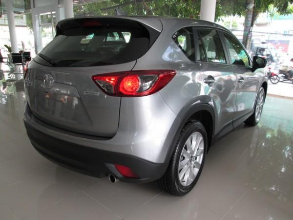 Mazda CX-5 Công Nghệ Mới Kiểu Dáng Mới