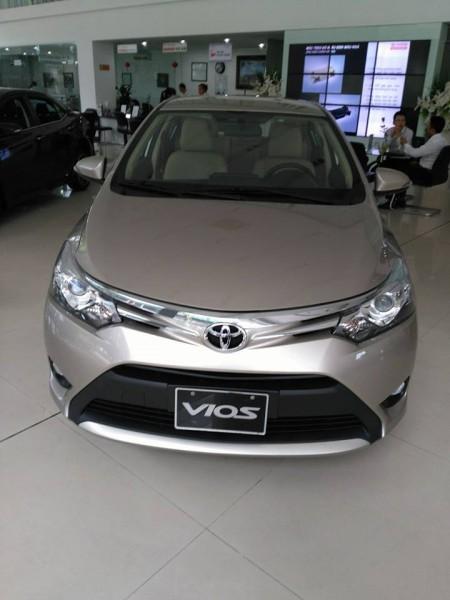 Toyota Vios 1.5G CVT giá tốt nhất. LH Huy 0934472189