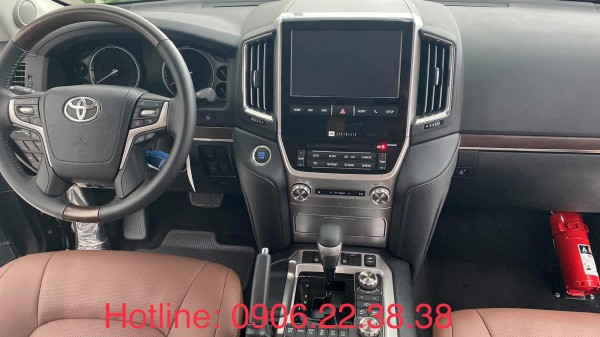 Toyota Land Cruiser Bán Toyota Land Cruise VX S 4.6 2020