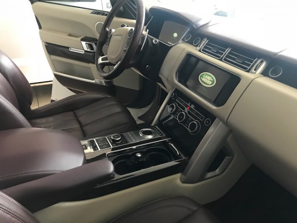 Land Rover Range Rover Landrover Rangrover Autobiography 4 Chổ