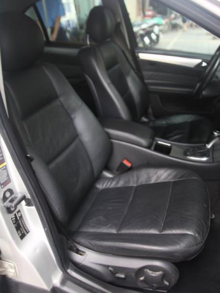 Mercedes-Benz C 240 ,sx 2004,màu xám