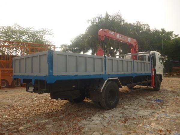 Hãng khác Xe tải Hino FG8JPSB gắn cẩu 5 tấn 4 đoạn