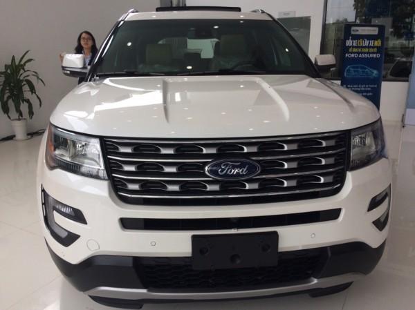 Ford Explorer Exploler Nhập khẩu Mỹ Trả Trước 700tr