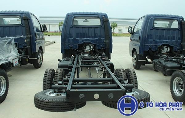 Hãng khác Xe tải tera 190 tải 1T9, được sản xuất