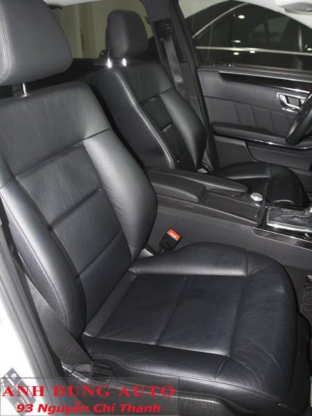 Mercedes-Benz E 250 ,1.8,trắng,sx 2010,Anh Dũng Auto 1450tr