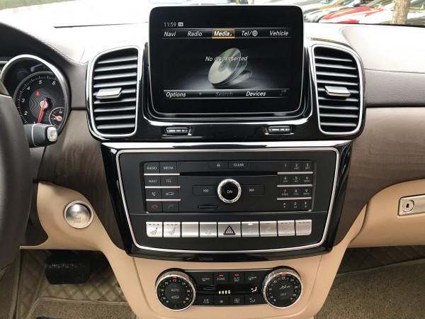 Mercedes-Benz GLS400 2018 độ lên gls500