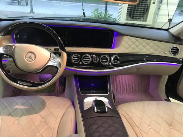 Mercedes-Benz S 600 Bán S600 Maybach 2016 Biển Hà Nội Vip