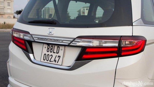 Honda Odyssey New 100%---Honda Ô Tô Bình Dương