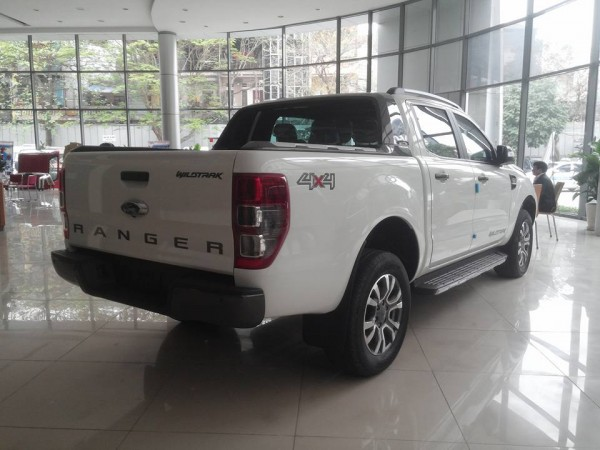 Ford Ranger Ford Ranger Wildtrak 3.2L 4x4 AT