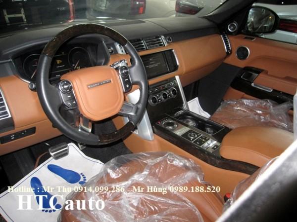 Land Rover Range Rover autobiography 2014 màu đen