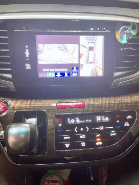 Honda Odyssey Model 2017 nhập Mỹ Nguyên chiếc