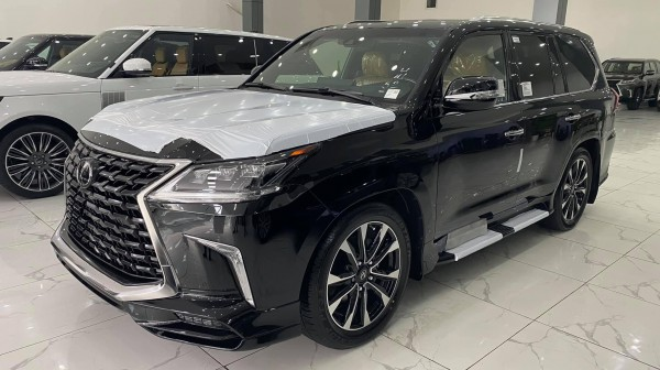 Lexus LX 570 Bán Lexus LX 570 Super Sport sản xuất 21