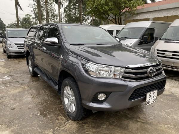 Toyota Hilux Bán Toyota Hilux đời 2016,số sàn