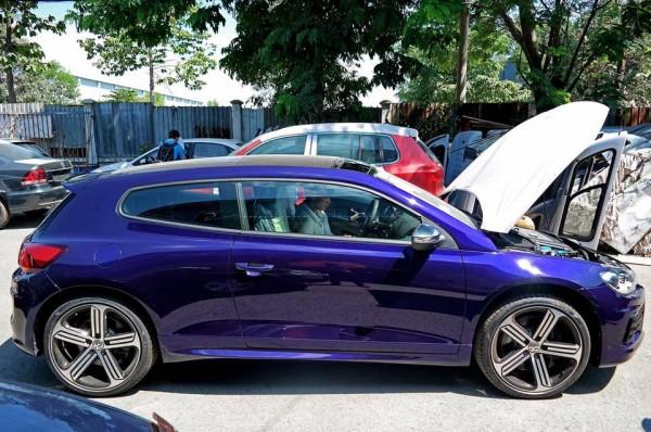 Volkswagen Scirocco mẫu xe thể thao 2 cửa