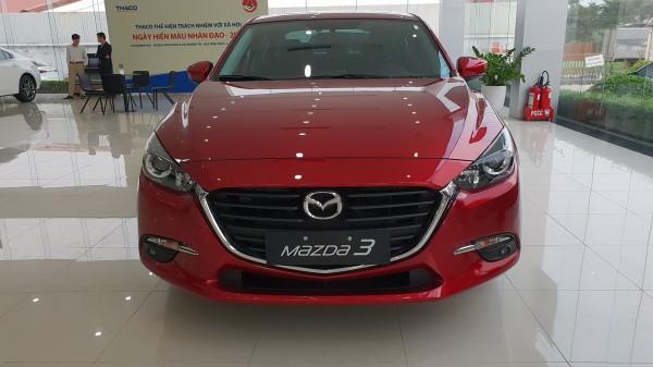 Mazda 3 Mazda 3 - Ưu đãi đặc biệt tháng 10