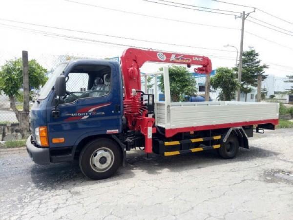 Hyundai Hyundai Mighty N250SL 2t5 110TR Nhận xe