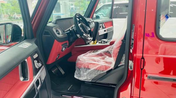 Mercedes-Benz G 63 AMG Bán Mercedes Benz G63 AMG màu đỏ, sản xu