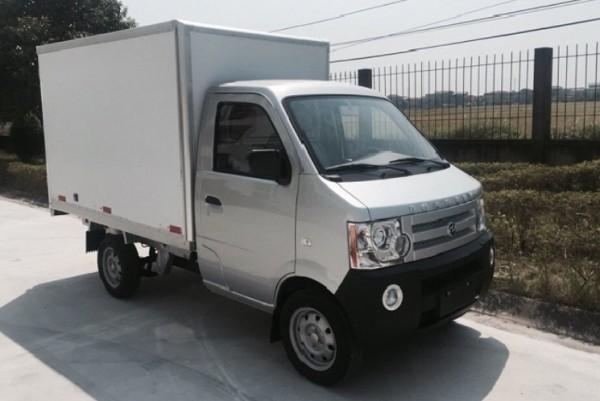 Hãng khác Xe tải Dongben thùng kín 800kg|Dongben