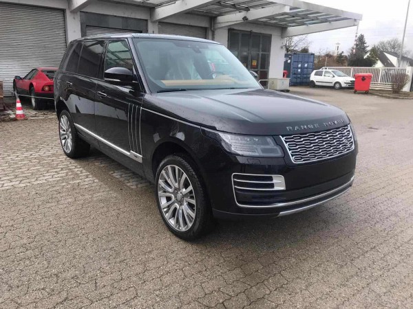 Land Rover Range Rover Bán Range Rover SV Autobiography LWB3.0,