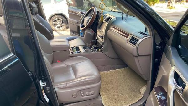 Lexus GX 460 Bán Lexus GX460 Luxury nhập Mỹ, bản full