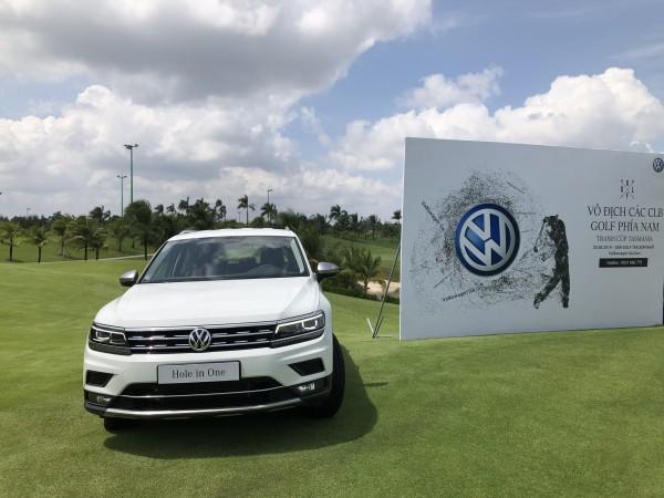 Volkswagen Tiguan xe 7 chỗ cho gia đình