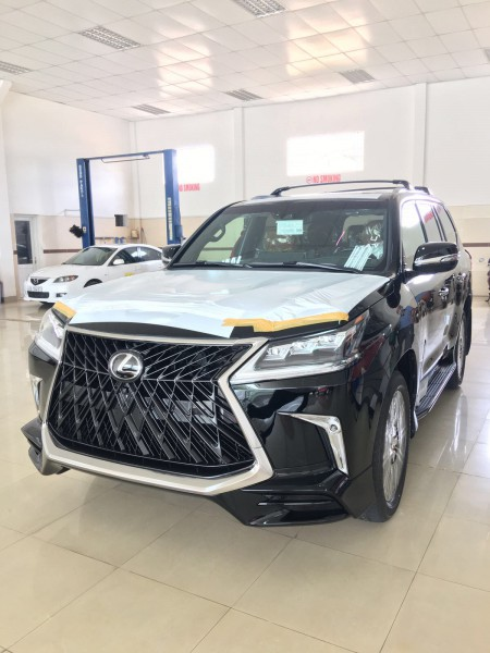 Lexus LX 570 Bán Lexus LX570 Mỹ sản xuất 2020 mới 100