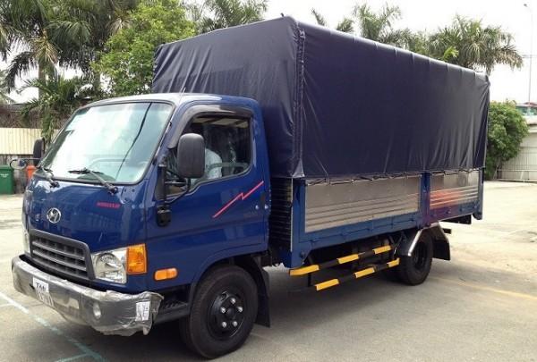 Hyundai H-D 88 MUI BẠT TẢI TRỌNG 5.1 TẤN( ĐỜI 2016)