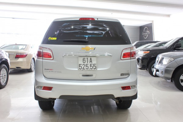 Chevrolet Trailblazer Chevrolet TraiblazerLT 2018 2.5AT Diesel
