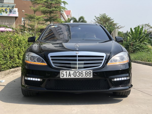 Mercedes-Benz S 600 Số vin 2006 Đăng Ký 2009 1 chủ đến giờ