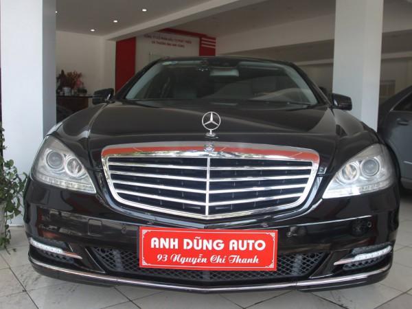 Mercedes-Benz S 300 ,sx 2009,Anh Dũng Auto bán 2400 Triệu