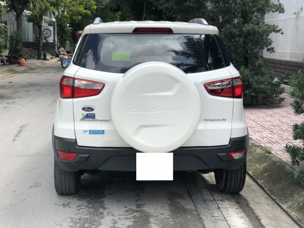 Ford Xe Ford EcoSport Titanium 1.5L AT 2016