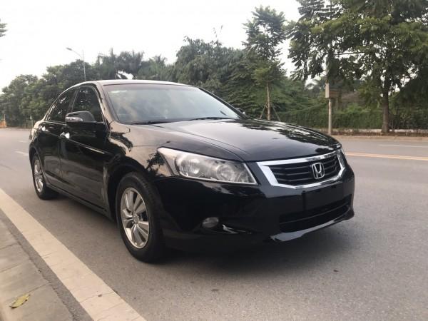 Honda Accord 2009 màu đen, xe nhập cực đẹp