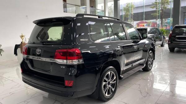 Toyota Land Cruiser Toyota Land Cruiser 2021 máy dầu,bản cao