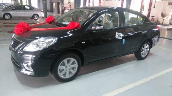 Nissan Sunny giá tốt nhất tại Nissan Đà Nẵng