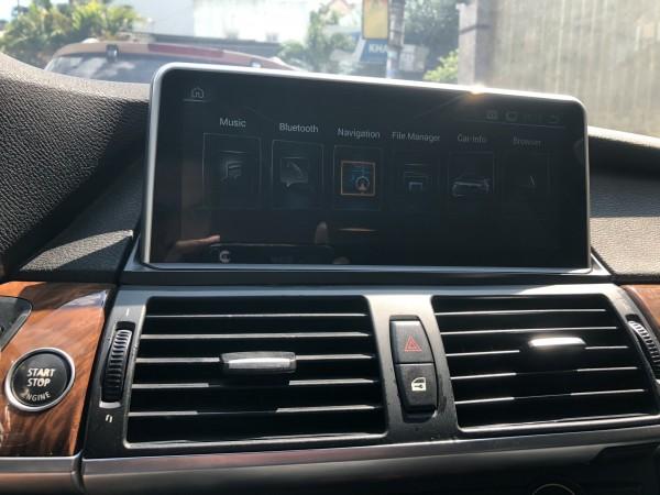 BMW X6 màu đỏ nhập ĐỨC, xDrive 35i, xe mới từ