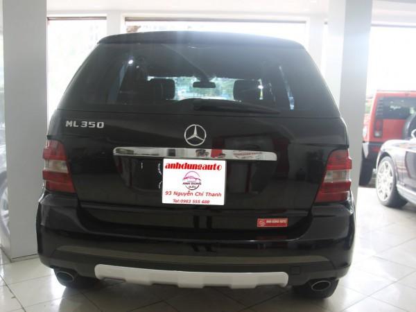 Mercedes-Benz ML 350 ,sx 2005,Mỹ,Anh Dũng Auto bán 860tr